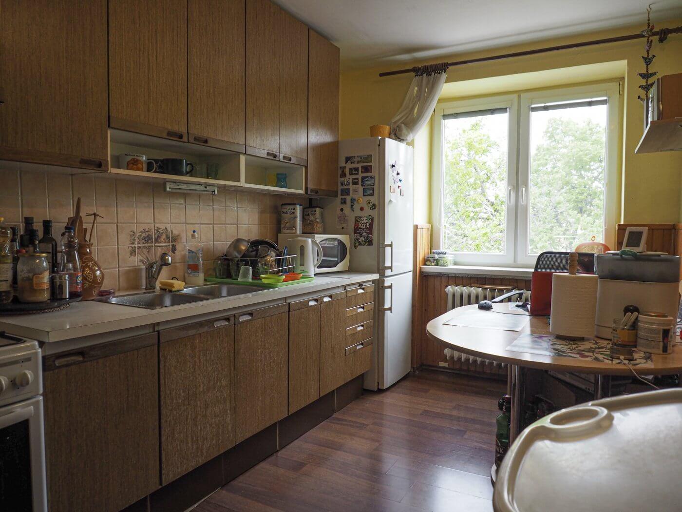 Rekonštrukcia staršieho bytu v Bratislave