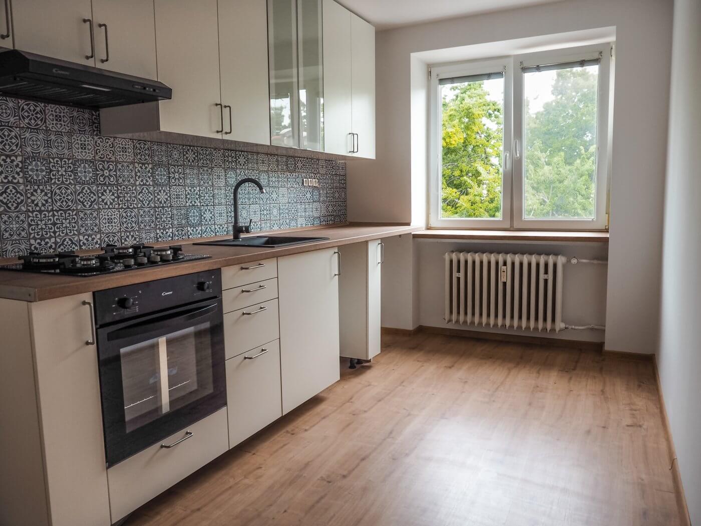 Rekonštrukcia kuchyne v Bratislave