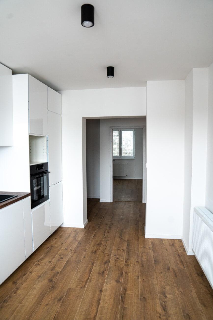 Kompletná rekonštrukcia bytu na Sladovníckej v Trnave