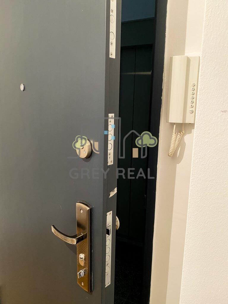 Nové bezpečnostné vchodové dvere